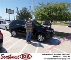 Congratulations to Dorthy Bryan on the 2013#KIA #Sorento