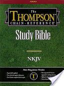 Thompson Chain Reference Bible Pdf