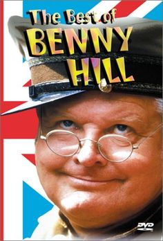The Best of Benny Hill... My Uncle Spider wrote the theme song to this show.