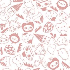 https://flic.kr/p/7PKLKK | Patterns! ♥ | Here are a couple of patterns that I recently made. I had so much fun drawing just simple doodles and playing around with them! I love patterns, can´t wait to make more!  A MILLION THANKS TO ALL THE COMMENTS LEFT IN THE LAST 2 MONTHS AND ALSO AN APOLOGY FOR NOT ANSWERING TO YOUR SWEET WORDS. THE LAST TIMES HAVE BEEN PRETTY BUSY AND I DIDN´T CHECK FLICKR. THANK YOU!♥♥♥♥