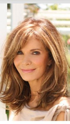 Image result for textured medium long layers side bangs