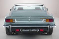 1984 Aston Martin V8 Vantage Coupé Aston Martin V8, Vehicles, Cars, Cutaway, Autos, Car, Car, Vehicle, Automobile