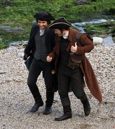 Charlestown Poldark filming 3rd October 2015
