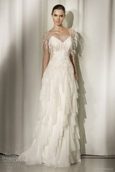 weird wedding dresses | Pepe Botella 2012 Wedding Dresses | Wedding Inspirasi Hmm....