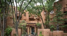 Hotel Santa Fe, The Hacienda and Spa Santa Fe Offering spacious accommodations along with cultural activities, this Native American-owned hotel is situated in Santa Fe's Railyard District and features exceptional on-site spa services and gourmet dining options.