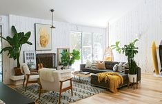 Mix and Chic: Inside an effortlessly chic and charming Bohemian abode!