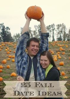 25 Fall Date Ideas