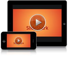 SlideShark is the award-winning, free mobile app that enables businesses and individuals to show PowerPoint® presentations from the iPad, iPhone, and iPod touch the way they were meant to be seen—accurately and professionally every time—with animations, fonts, graphics, hyperlinks and videos intact.
