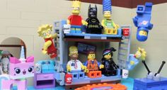 Short video spoofs both 'The Simpsons' and the 'Lego Movie,' with meta homages to the famous couch scene in the TV show's opening title sequence. Read this article by Daniel Terdiman on CNET News. via @CNET