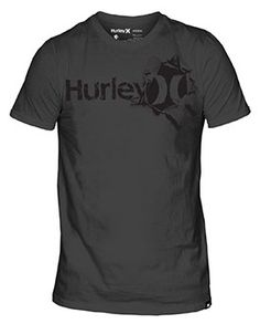 Hole Boys Short Sleeve Tee-Hurley
