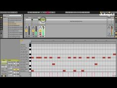 'Did you Know?' Pt 8 - Ableton Live Tips: Step Input MIDI Recording