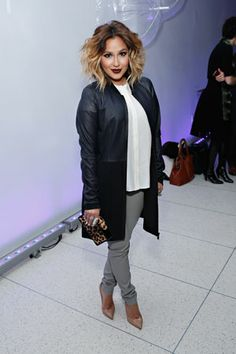 Dress malfunction adrienne wardrobe bailon