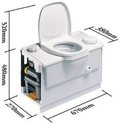 Camping Toilet - Different Models of Luxury Portable Toilets - Choose the Best For You >>> Check this useful article by going to the link at the image. Kombi Motorhome, Truck Camper, Camper Trailers, Campervan, Popup Camper, Auto Camping, Van Camping, Outdoor Camping, Camping Hacks