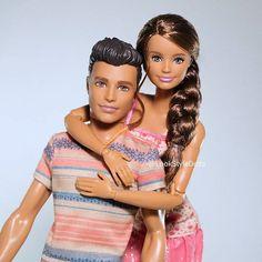 barbie in love