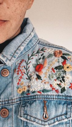 Sticken Just wanted to share my latest work with you guys : Embroidery Buying What You Need to Remod
