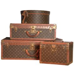 75b3bfdc963d 50 Best Louis Vuitton images   Louis vuitton trunk, Vintage luggage ...