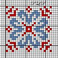 Cross Stitch Heart, Cross Stitch Cards, Counted Cross Stitch Patterns, Cross Stitching, Fair Isle Chart, Palestinian Embroidery, Weaving Patterns, Sewing Notions, Knitting Stitches