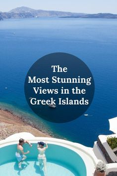 Trust us when we say that the views in Greece are some of the best you'll witness in the world. Be it Santorini's rugged caldera and whitewashed buildings with bright blue roofs, or Mykonos' tangerine sunsets, or even Corfu's brilliantly azure waters, the views here seem almost too beautiful to be real. And while you could spend years exploring all the beauty that Greece has to offer, we suggest you start with this list. #Greekislands #Santorini #Wanderlust #Traveltips #Bucketlist