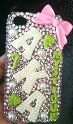AKA customized phone case