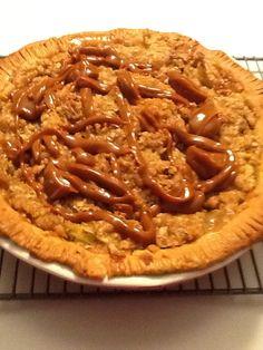 Caramel Apple Pie-- Ree Drummond, the Pioneer Woman
