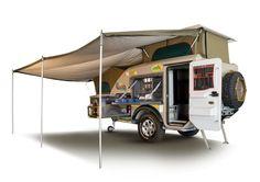 Namib 4x4 Caravan - Off-road Caravans - Echo 4x4