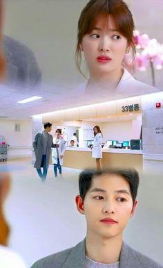 Descendants Of The Sun Songsong Couple, Best Couple, Desendents Of The Sun, Descendants Of The Sun Wallpaper, Song Joong Ki Birthday, Korean Actors, Korean Celebrities, Song Joon Ki, Korean Drama Series