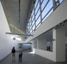 Cartagena, Spain  Museo Nacional de Arqueologia Subacuatica   Guillermo Vázquez Consuegra