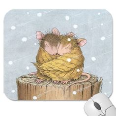 """""""Mouse Pad"""", Stock #: PAD-2016-11, from House-Mouse Designs®. This item was recently purchased off from our web site. Click on the image to see more information."""