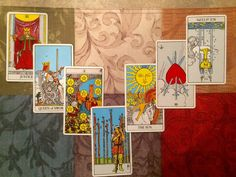 Learn the Simple 7-Card Tarot Layout