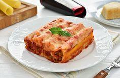 Cannelloni cu carne tocata, un deliciu italian Ricotta, Mozzarella, Lasagna, French Toast, Breakfast, Ethnic Recipes, Food, Kitchen, Youtube