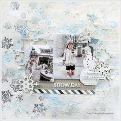 snow by yuko tanaka @2peasinabucket