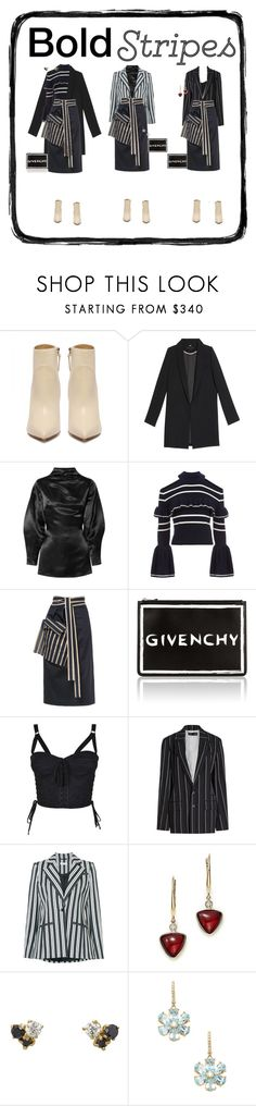 """""""276"""" by whereitleads ❤ liked on Polyvore featuring Beaufille, self-portrait, palmer//harding, Givenchy, Dolce&Gabbana, Haider Ackermann, Altuzarra, Finn, Rina Limor and StreetStyle"""