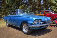 1962-64 Ford Consul Capri GT