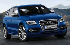Audi SQ5 2014 | carro novo