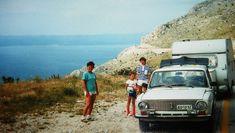 1987 Lada http://autostolz.formfreu.de/2015/01/06/urlaub-in-makarska/