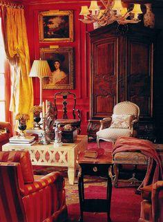 William R. Eubanks » Interior Design and Antiques » Press » English History