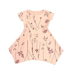 bookhou for mini mioche short sleeve hanky dress - mini mioche - organic infant clothing and kids clothes - made in Canada Cute Little Things, Back To School Outfits, Spring Summer 2015, Flare Skirt, Workout Tops, Organic Cotton, Cool Outfits, Infant Clothing, Rompers