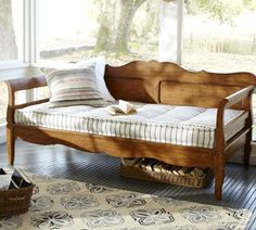 daybed ticking mattress