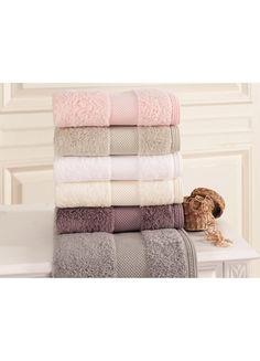 %100 pamuklu havlulardan oluşan seri; daha yumuşak, daha hafif ve daha emicidir. Soft renkleri ile banyonuzla uyum sağlar. Ne sıklıkla yıkadığınıza bağlı olmaksızın yumuşak kalmaya devam edecektir.