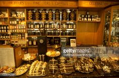 Little Betty's Tea Shoppe, York, England.