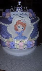 sofia the first birthday cake - Google Search