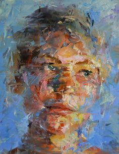 Paul Wright - More artists around the world in : http://www.maslindo.com #art #artists #maslindo