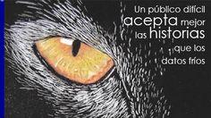 Storytelling El perrito que contaba historias / Tarjeta Ojo Felino / Diseño lámina: SharingIdeas-Josecavd / Origen Imágenes: Osucaru No Yume / Artículo completo en: http://sharingideas-josecavd.blogspot.com.es/2017/06/storytelling-el-perrito-que-contaba-historias-cuentos-para-ceos.html