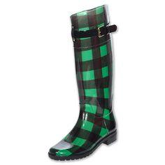 Polo Ralph Lauren Women\u0027s Rossalyn II Rain Boots for $17.49 plus 7.99 for  shipping at FinishLine. Ralphlauren ...