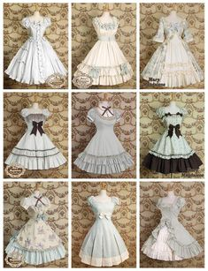 These are so cute and perfect to cosplay some anime characters