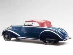 1937 Rolls-Royce Phantom III Sports Four-seater Tourer by Thrupp & Maberly