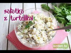 Sałatka z tortellini przepis   Kotlet.TV