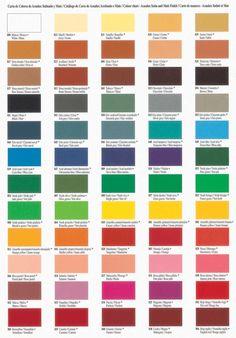 Carta de colores de viniltex de pintuco - Imagui | JOSE ...