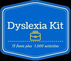 Need dyslexia treatment?