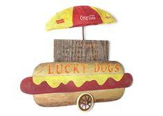 Lucky Dogs Cart, Benjamin Bullins, 2012